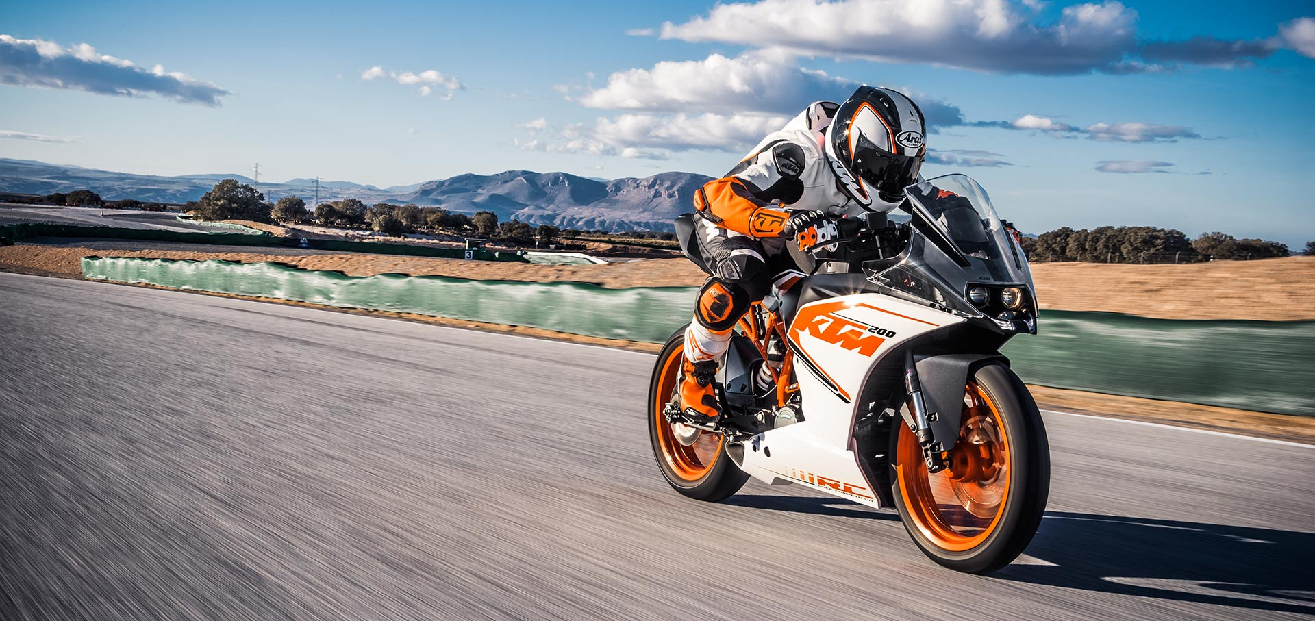 KTM New RC200 Race Track 005 p7