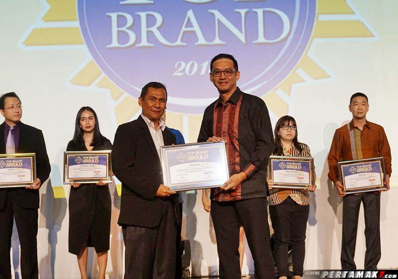 Tekiro Tools Raih Top Brand 2018 Stephanus Santoso