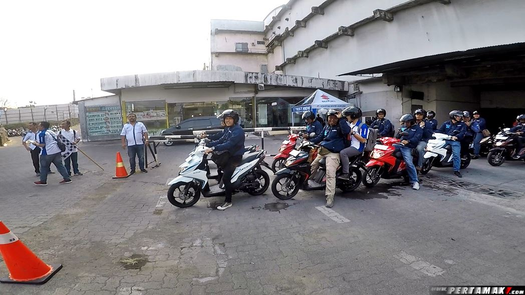Test Suzuki Nex II City Ride Semarang 001 p7