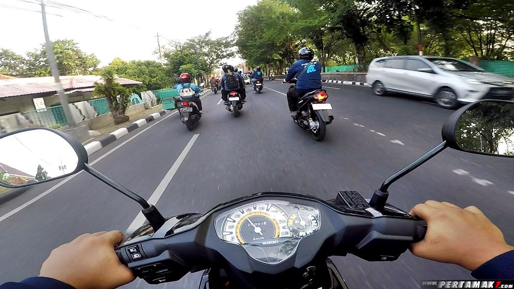 Test Suzuki Nex II City Ride Semarang 002 p7