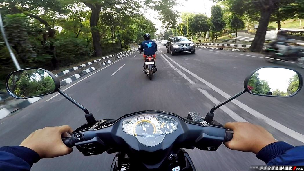 Test Suzuki Nex II City Ride Semarang 005 p7