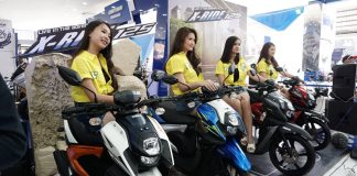 Yamaha All new X-ride 125 Makin Stylish SPG