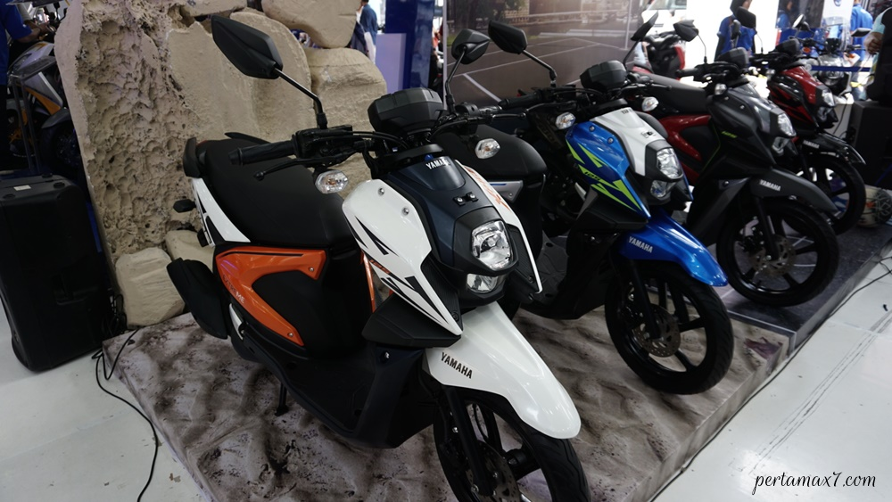 Yamaha All new X-ride 125 Makin Stylish