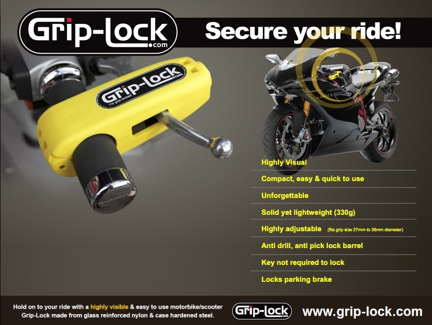 grip-Lock Secure Your Ride