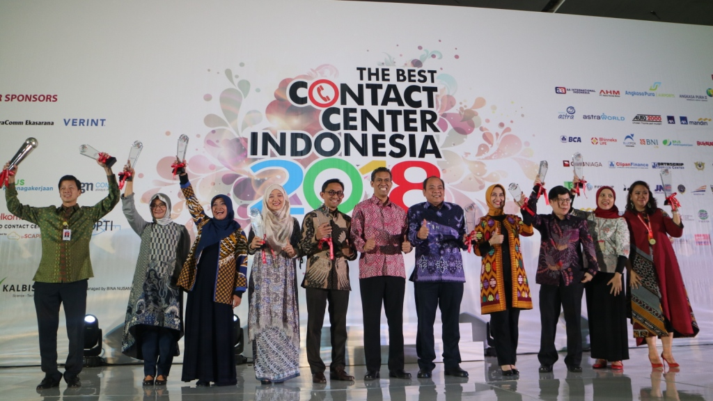 Astra Honda Motor Sabet 19 Penghargaan The Best Contact Center Indonesia 2018