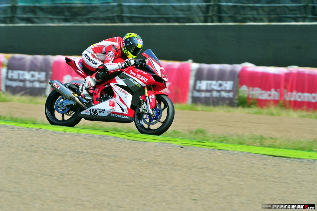 Astra Honda Racing Team Beraksi di ARRC India 005 p7