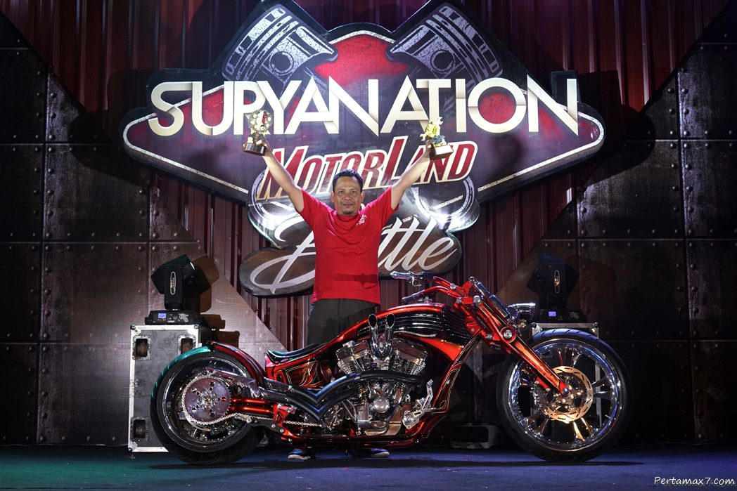 BEST OF THE BEST Suryanation Motorland Semarang 2018 002 P7