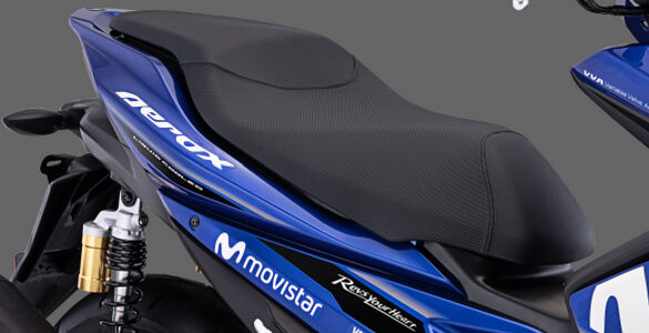 Decal Yamaha Aerox 155 R Version Movistar MotoGP Last Edition 2018