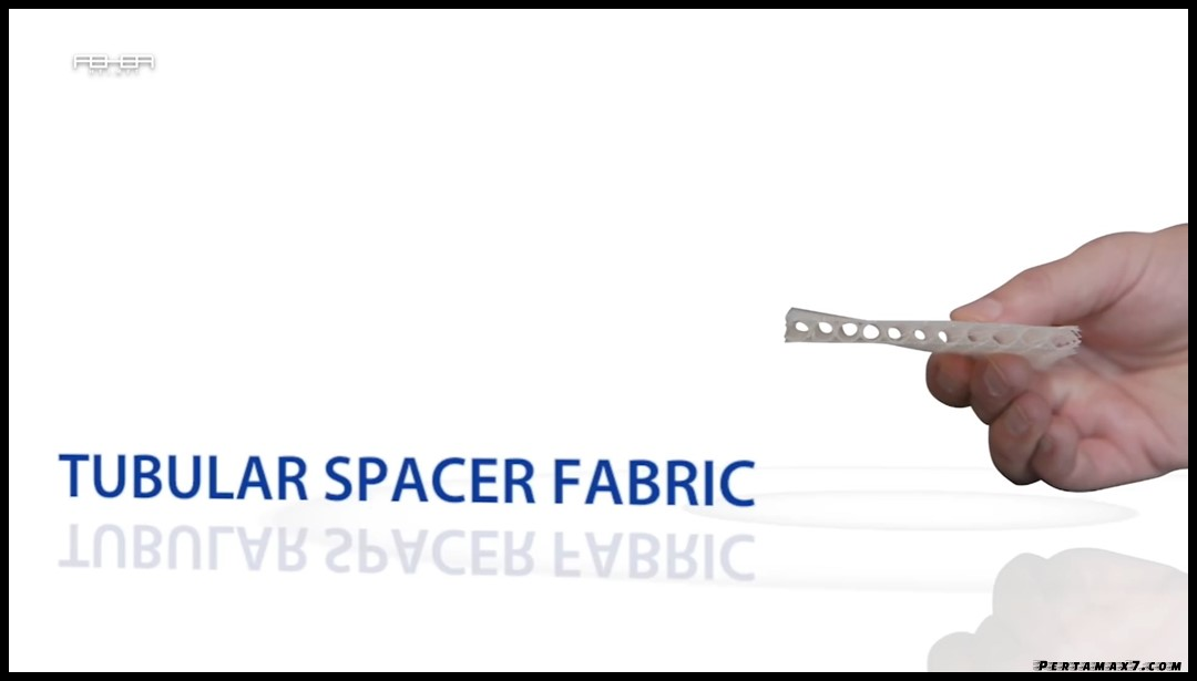 Feher ACH-1 Tubular Spacer Fabric P7