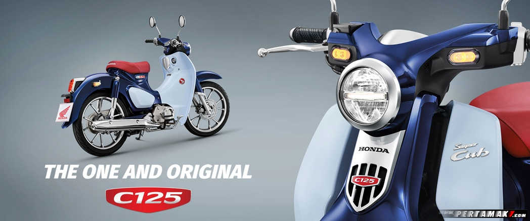 Fitur Honda Super Cub C125 The One And Original p7