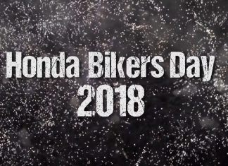 Gosip Honda Bikers Day 2018 November