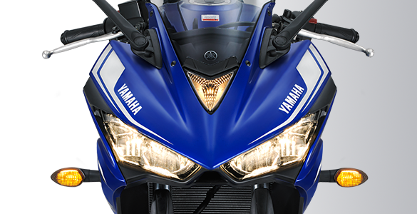 Headlamp Yamaha All New R25 Predator Headlight