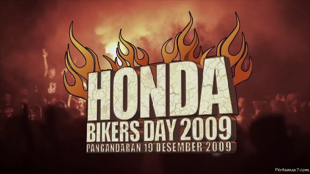 Honda Bikers Day 2009 Pangandaran