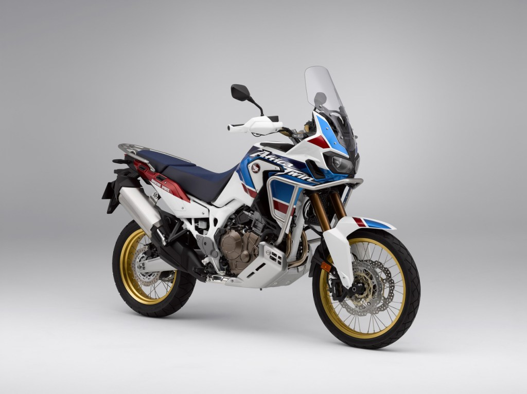 Honda CRF1000L Africa Twin Adventure Sports Indonesia