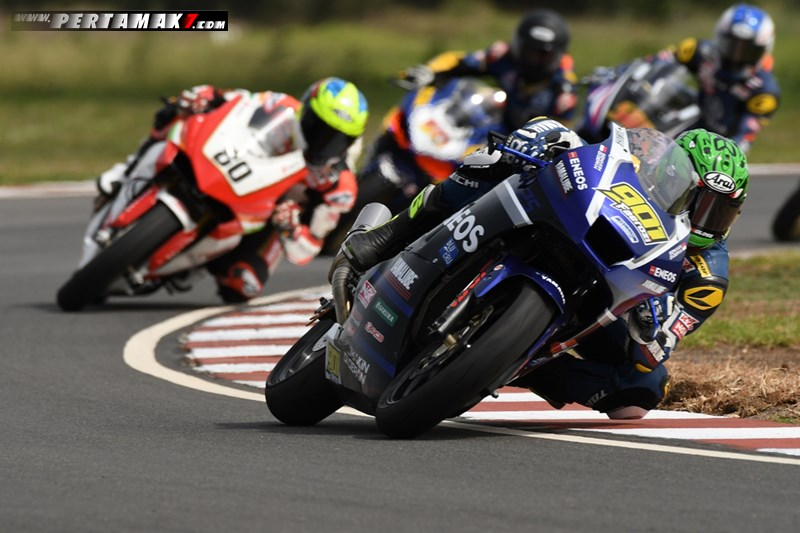 M Faerozi, AP250 ARRC India.JPG Race 1 Yamaha Racing Indonesia ARRC India 2018 P7