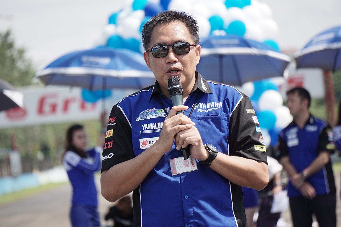 M. Abidin, GM After Sales & Motorsport PT. YIMM