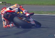 Marc Marquez Near Miss Hasil Free Practice 1 MotoGP Silverstone