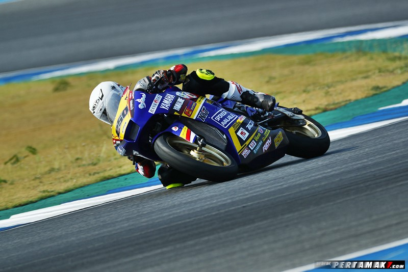 Rafid Topan, Come Back Yamaha Racing Indonesia Optimis di ARRC India