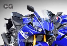 Render Yamaha All New R25 facelift 2019 ala YoungMachine Japan