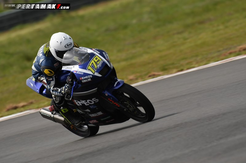 Richard Taroreh, AP250 ARRC India.JPG Race 1 Yamaha Racing Indonesia ARRC India 2018 P7