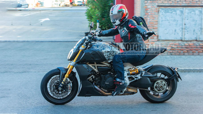 Ducati Project 1309 Diavel 2019