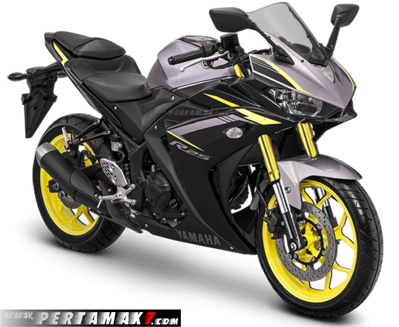 Tampilan Yamaha All new R25