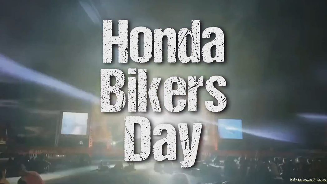 Teaser Honda Bikers Day 2018
