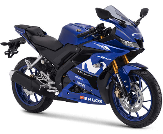 Yamaha All new R15 VVA Movistar MotoGP 2018 Last Edition