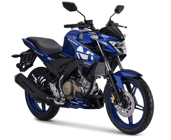 Yamaha All new Vixion Movistar MotoGP 2018 Last Edition