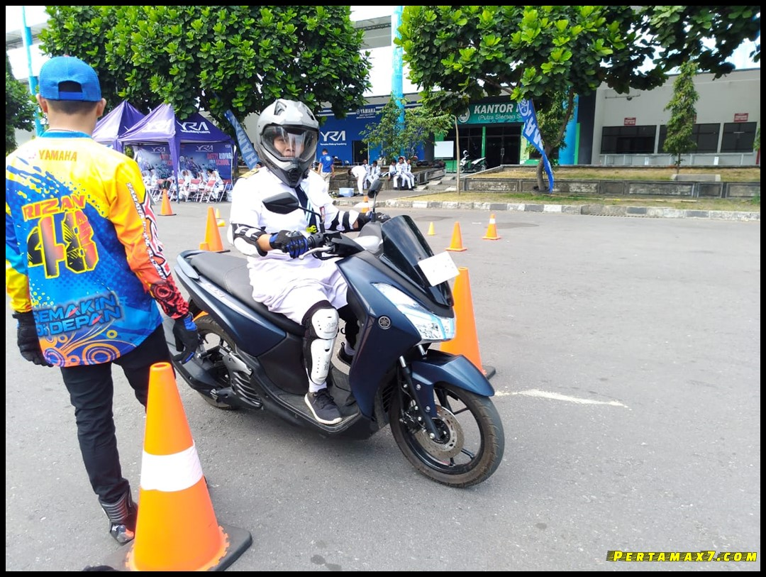 Yamaha Sebarkan Virus Safety Riding 006 P7