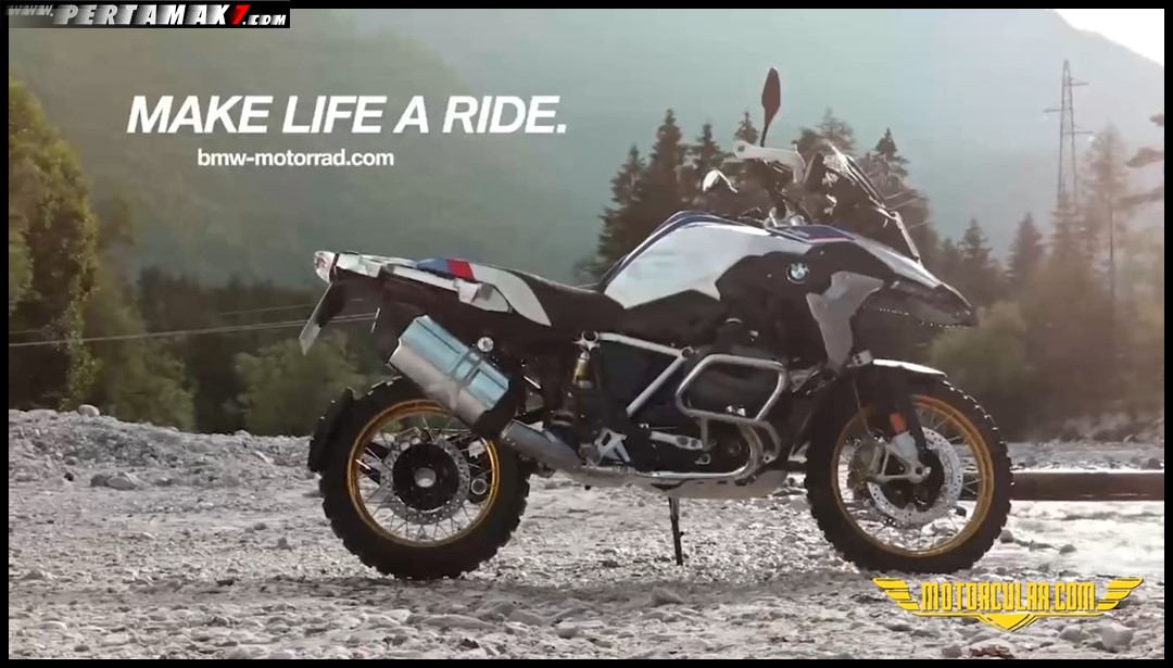 BMW R1250GS BMW SHIFTCAM P7