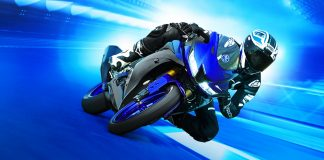 Canggih Fitur Yamaha All New R125 Eropa MY2019