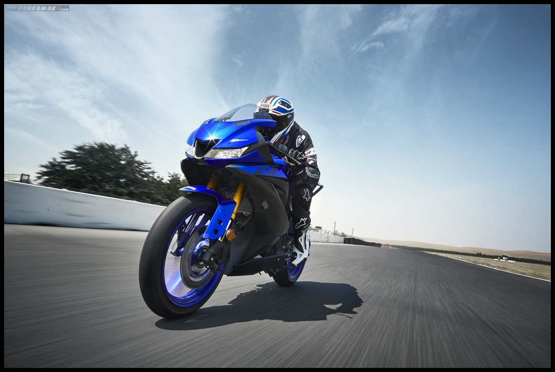 Balapan Yamaha All New R125 MY2019