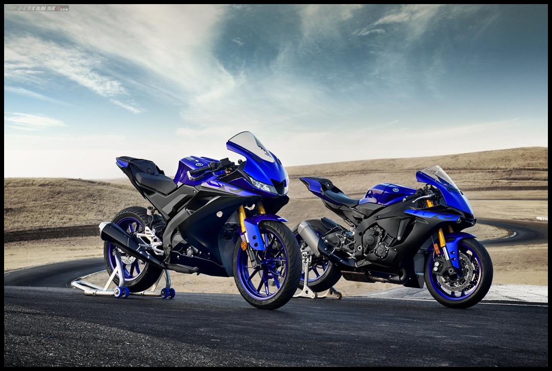 Yamaha All New R125 MY2019 race version