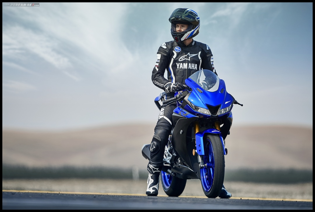 testride Yamaha All New R125 MY2019