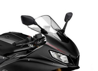 Gambaran Headlamp Yamaha All new R25 Facelift 2019