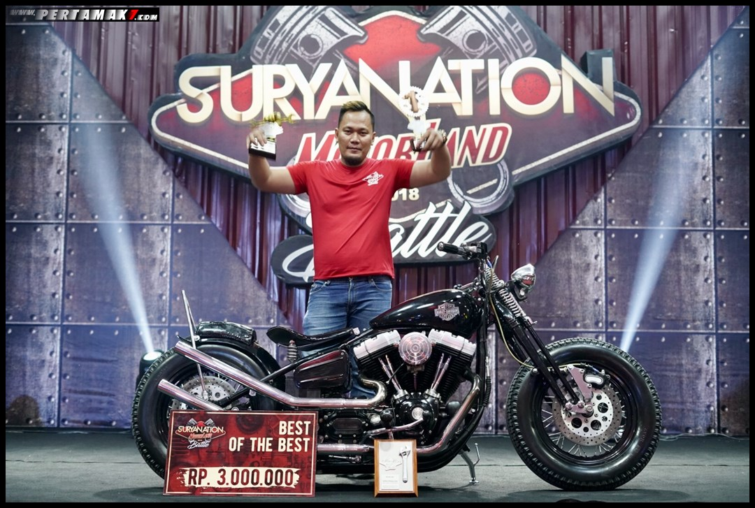HD Best Of The Best Suryanation Motorland Makassar 3 P7