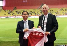 Hankook Tire Perancis Sponsori AS Monaco Hankook Tire France becomes sponsor of AS Monaco