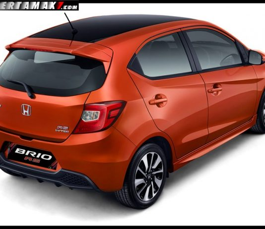 Harga All new Honda Brio Terbaru RS CVT September 2018 008 P7