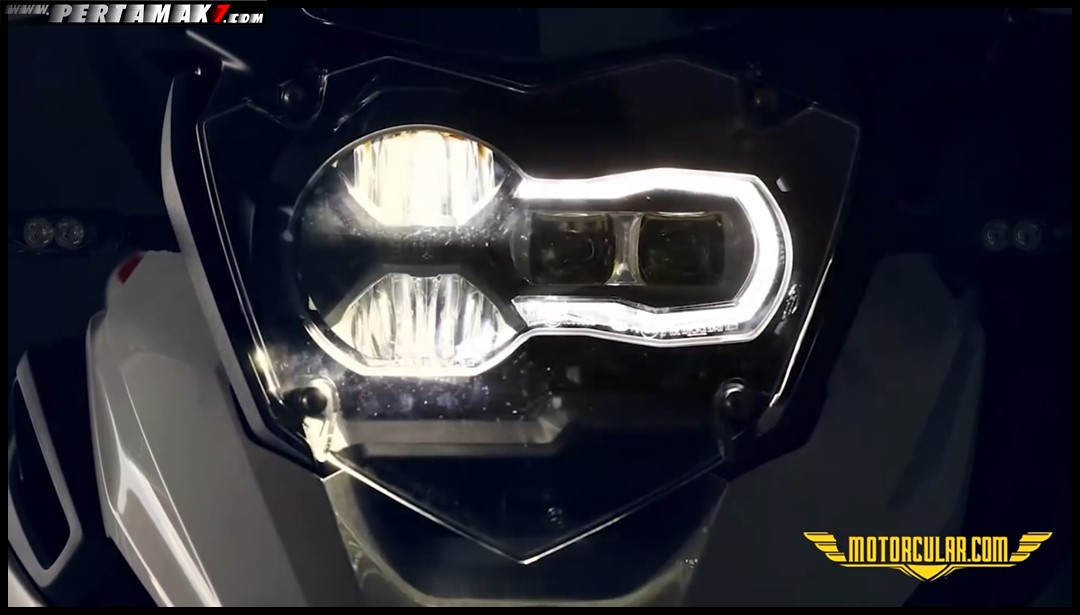 Headlamp BMW R 1250 GS P7