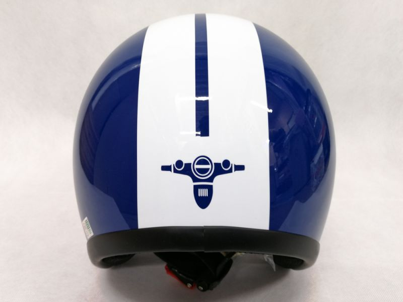 Helm Honda Super Cub Special Edition rear side