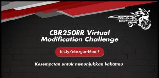Honda CBR250RR Virtual Modif Challenge 003 P7
