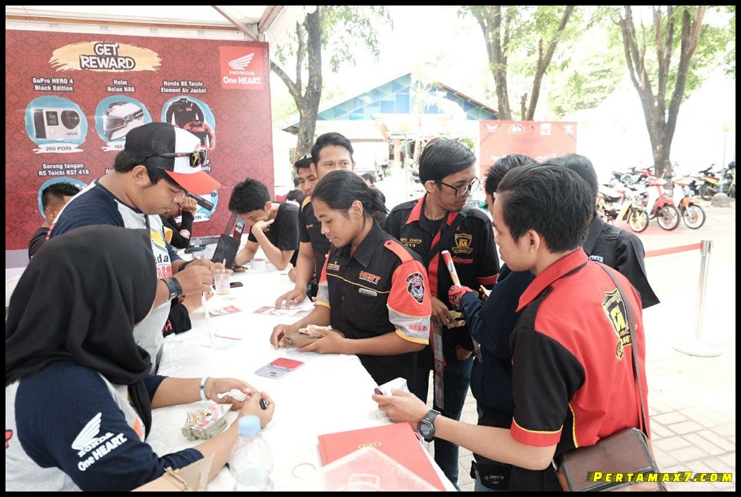 Lokasi Honda Bikers Day 2018 002 P7