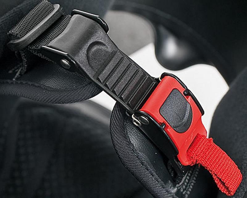 Micrometric buckle system