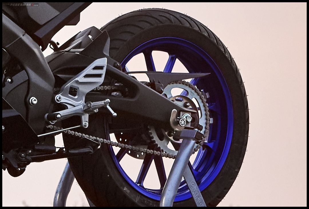 New Aluminium Swing Arm Yamaha All New R125 VVA Eropa MY2019