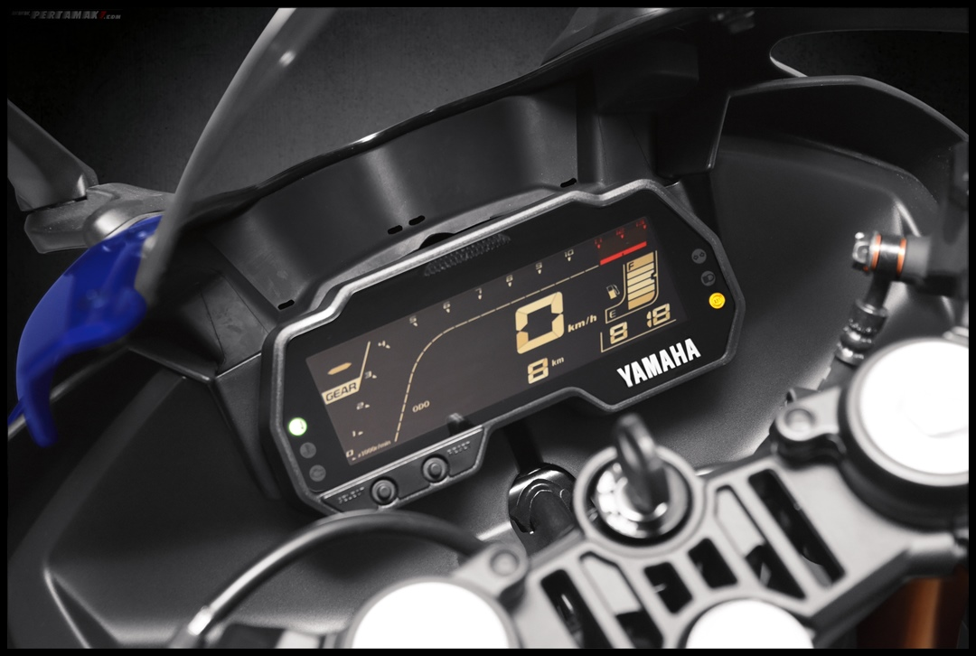 Speedometer Yamaha All New R125 VVA Eropa MY2019