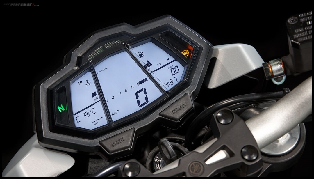 Speedometer Yamaha MT-125 MY2019 014 P7