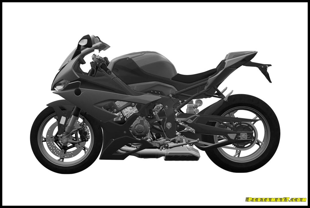 Superbike Patent BMW S1000RR Model Year 2019 006 P7