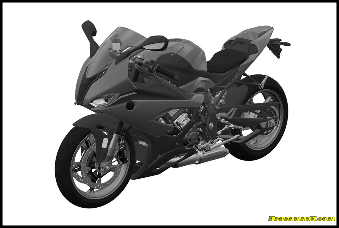 Superbike Patent BMW S1000RR Model Year 2019 008 P7