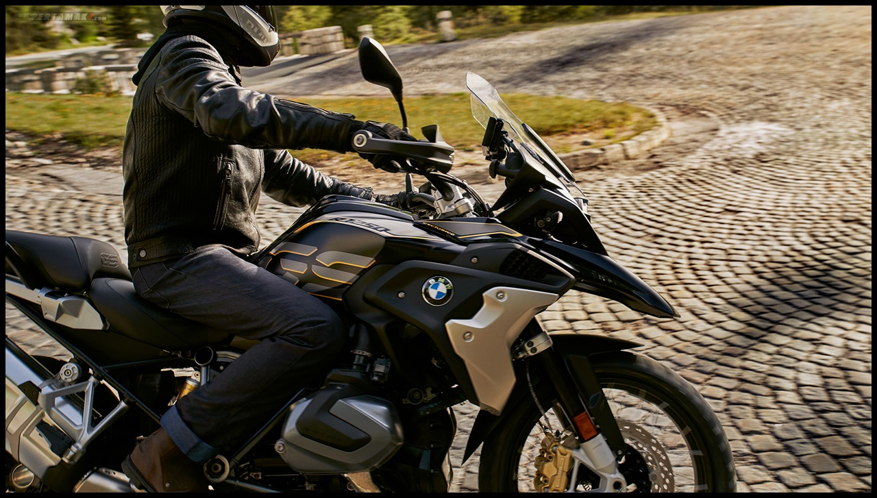 Test BMW R1250 GS